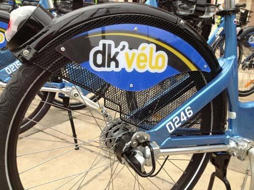 Une transmission en cardan pour le Dk'vélo