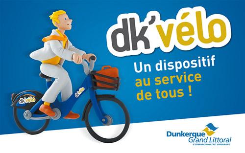 Dk'vélo, un dispositif au service de tous