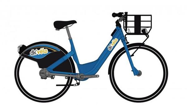Le Dk'vélo, une bicyclette élégante et fonctionnelle