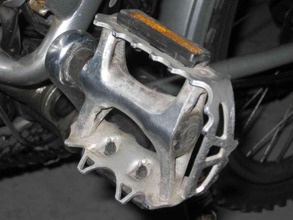 Changer les pédales de son vélo