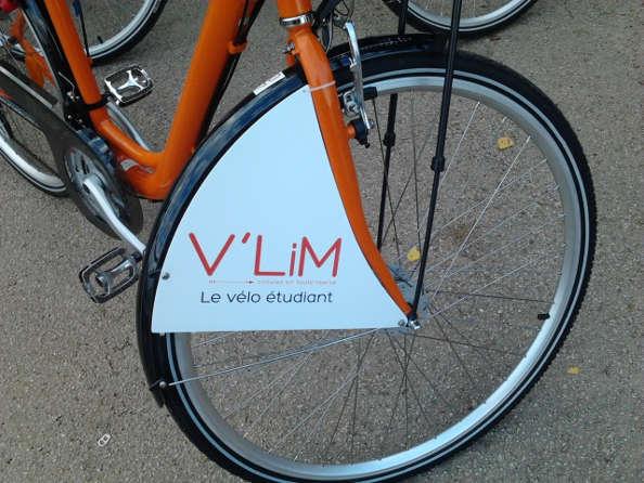 Le Véli'M, vélo en libre-service, débarque à Limoges