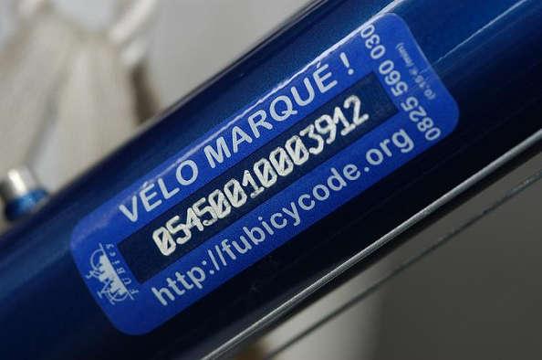 Caen : le marquage des vélos pour lutter contre le vol