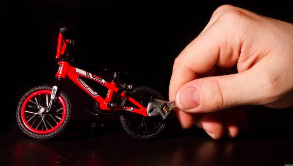 Comment s'inscrire dans la rubrique « réparateurs vélo » ?