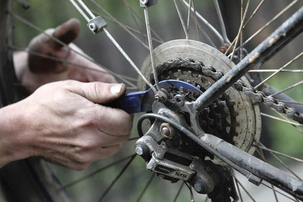 chercher un réparateur de vélo dans sa région