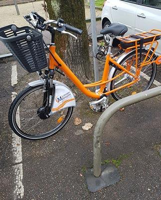 V'Lim propose des vélos à assistance électrique à la location