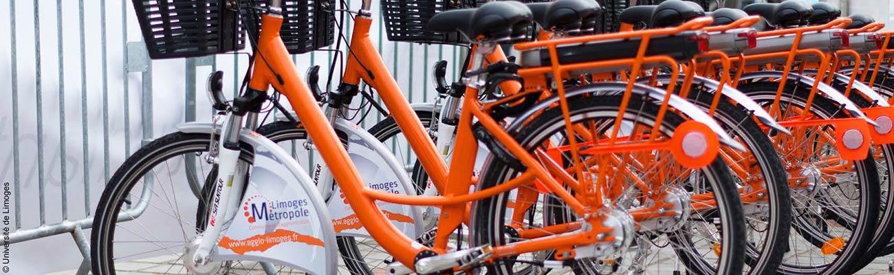 V'Lim, le vélo en libre-service de Limoges