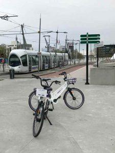 Free-floating : des vélos en libre service Indigo Weel
