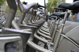 Le succès des vélo en libre service
