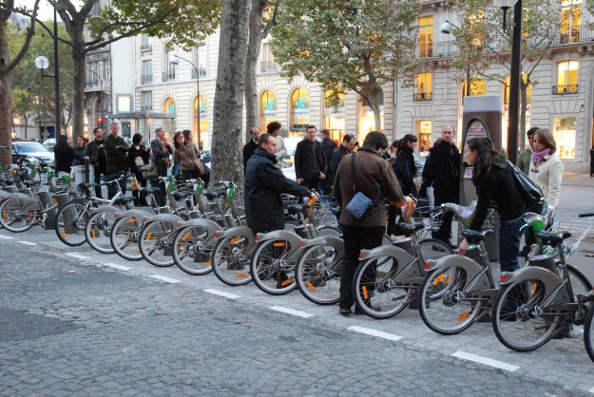 Comment utiliser les vélos en libre-service ?