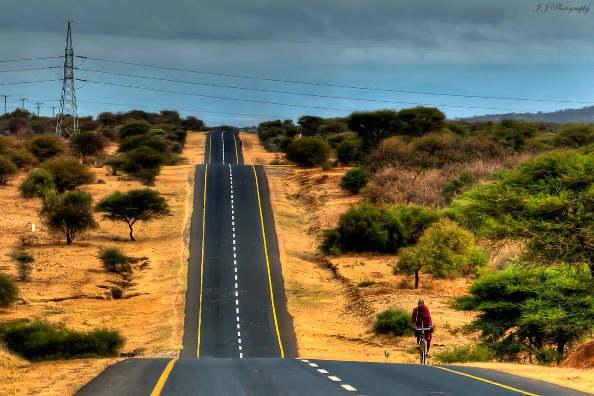 Road trip à vélo