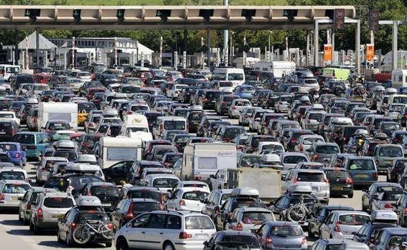 Les embouteillages, un budget conséquent pour les français