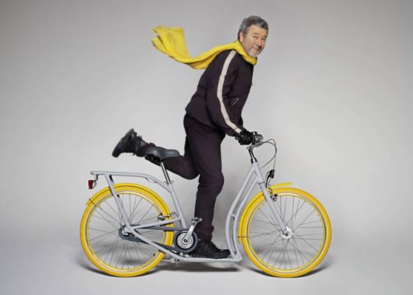 Pibal, le nouveau vélo patinette de Peugeot débarque sur Bordeaux