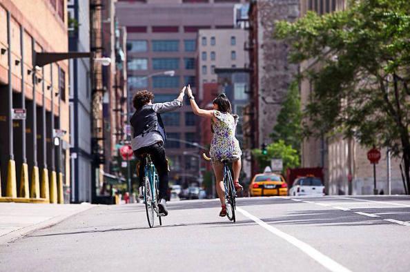De nouvelles possibilités, de nouvelles opportunités pour le vélo