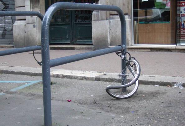 Montréal : une carte Google pour les vélos volés