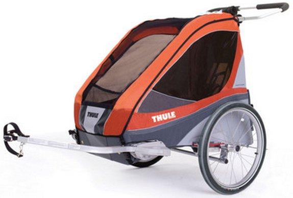 remorque vélo chariot thule