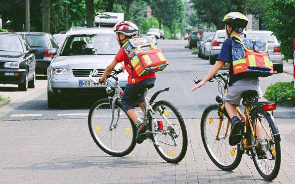 Aller à l'école à vélo favorise la concentration