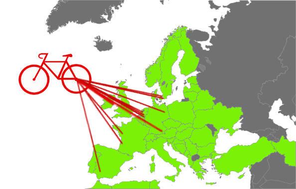 Les 10 villes les plus cyclables d'Europe