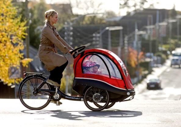 Le triporteur, un vélo pas comme les autres