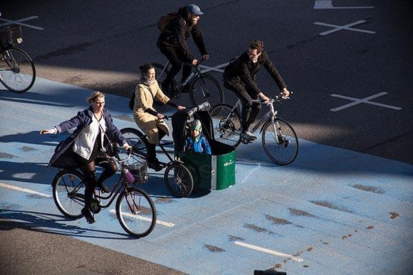 Copenhague, capitale européenne incontestée du vélo