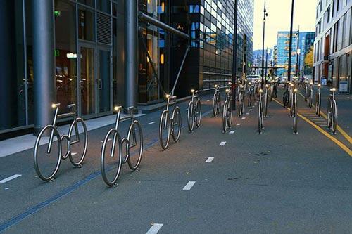 Avec ses vélos, Oslo veut devenir la première ville verte du monde