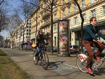 À Vienne, de petits investissements qui payent
