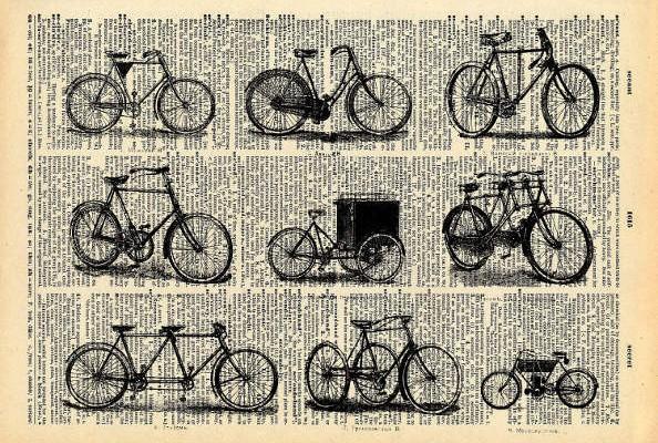 les lectures cyclistes