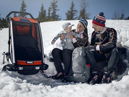 Le kit ski et randonnées pour faire du ski de fond