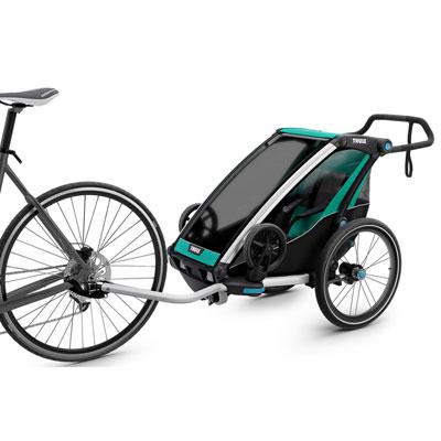 Remorque vélo Thule Chariot Lite 1