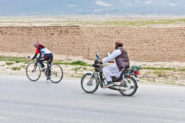 Le vélo, vecteur d'espoir pour les femmes afghanes