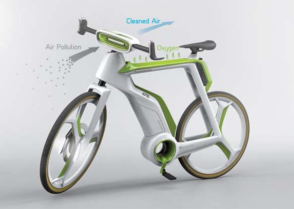 4 innovations pour le futur du vélo