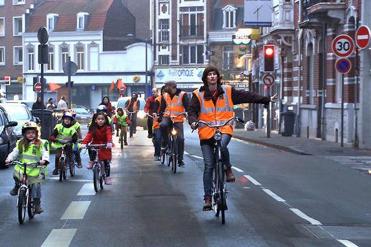 Le vélo urbain à travers 17 profils de cyclistes lillois