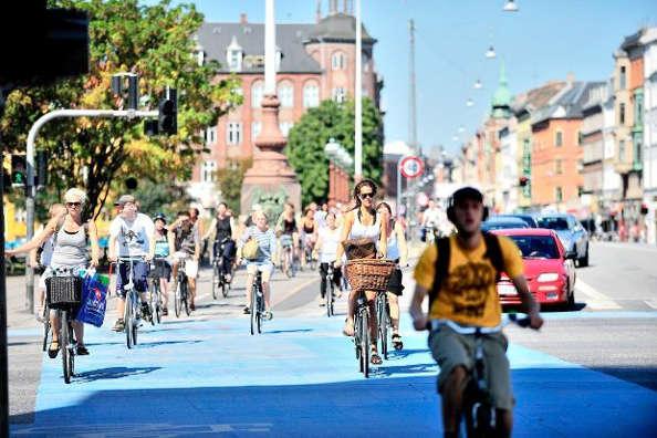 Le vélo au Danemark : un exemple à suivre ?