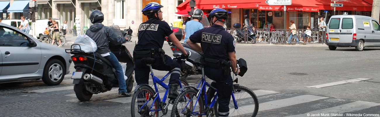 Infractions à vélo : Qu'est-ce que je risque ?