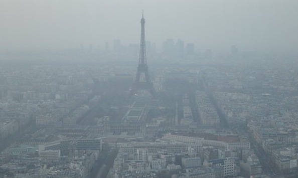 La pollution aux particules fines : qu'est-ce que c'est ?