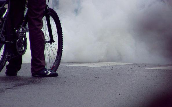 Guide et conseils pour faire face au pic de pollution à vélo