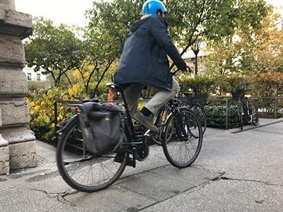 Chiffre clé vélo : le nombre de vélotaffeurs en pleine croissance