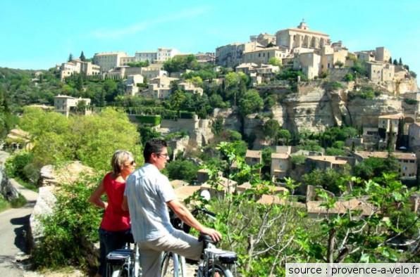 Vivez la Provence à vélo le temps d'un week-end