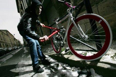 Pour la sécurité de nos vélos