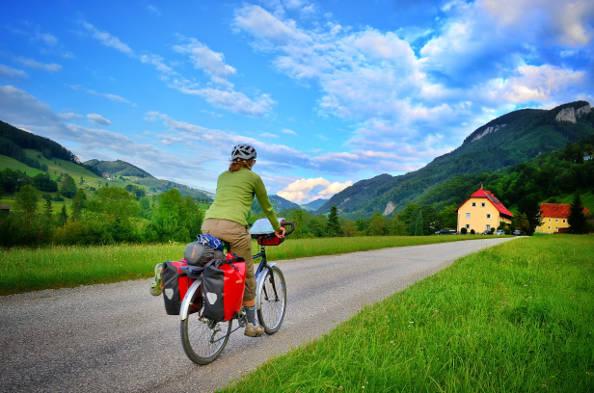 Cyclotourisme: préparer son premier voyage à vélo