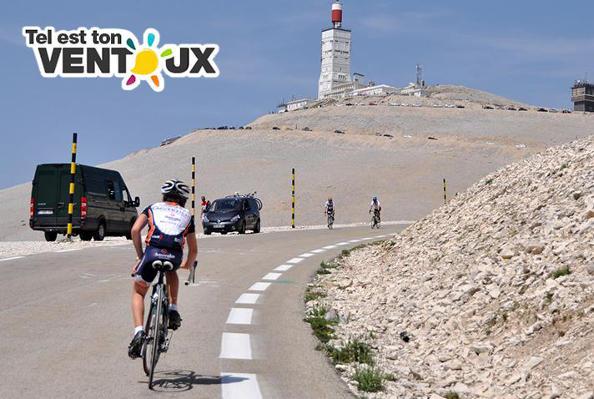 Tel est ton Ventoux : le défi vélo pour la bonne cause