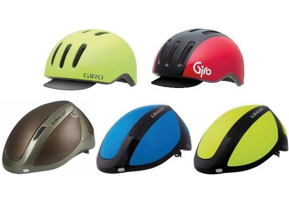 De l'innovation dans les casques vélo de ville
