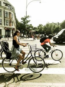 selle de vélo de ville