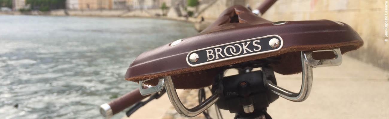 Brooks England : l'histoire d'une marque de selles de vélo de qualité