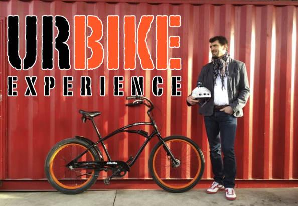 Le vélo urbain ludique et éducatif : J-1 avant l'Urbike expérience!