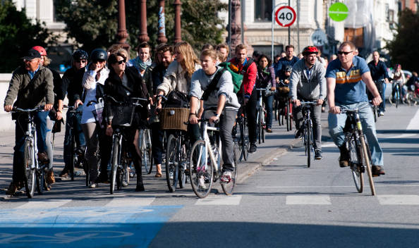 Copenhague, le royaume du vélo