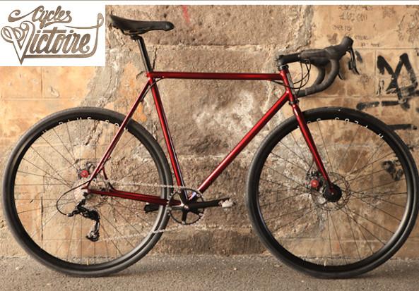 Des vélos made in France ? Ils sont chez Victoire Cycles