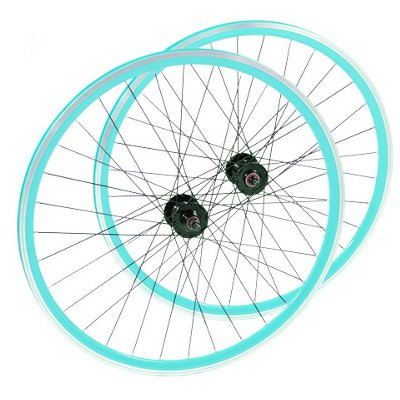 roue_de_velo_avant_et_arriere_bleu_moyeu_noir_fixie_single_speed