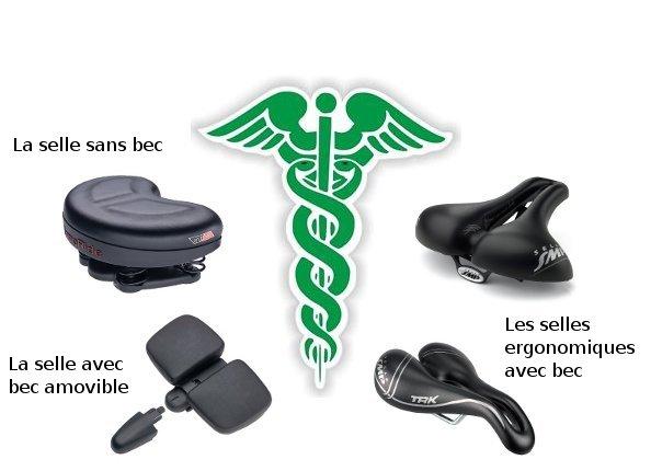 Stop aux pathologies des cyclistes : les selles de vélo médicales