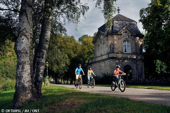 faire du vélo au Luxembourg
