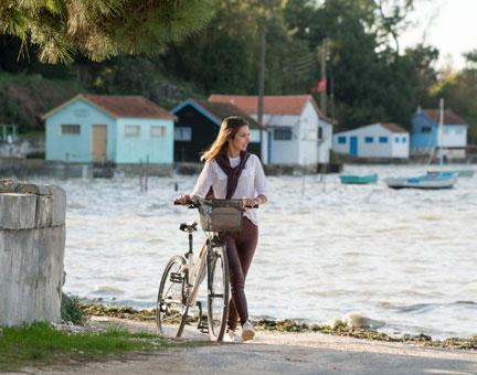 Balade à vélo dans les ports oléronais